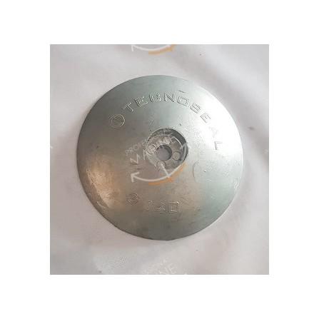 FLANGIA TONDA ø 140 mm