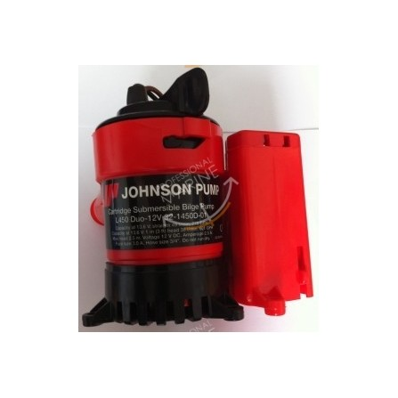POMPA JOHNSON 1450DUO 12V