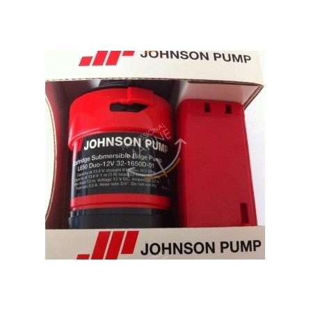 POMPA JOHNSON 1650DUO 12V