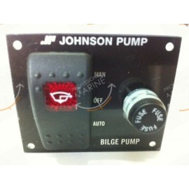 PANNELLO COMANDO  JOHNSON 12V